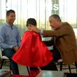 Cristiano Ronaldo: Hijo CR7 interrumpe entrevista vestido de superman (VIDEO)