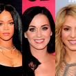 Rihanna, Katy Perry, Shakira censuradas en Arabia Saudita (VIDEO)