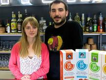Jóvenes belgas crean la vajilla comestible 'Do Eat'