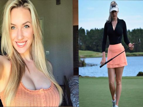 La golfista más sexy publica video 'prohibido' e impacta al mundo entero [VIDEO]