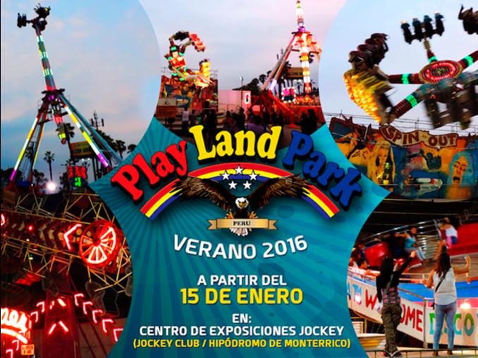 Ya Abrio Play Land Park Parque De Diversiones No Cobrara Entradas
